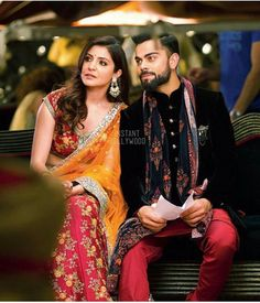 Virat Kohli And Anushka Sharma Love Photo Album