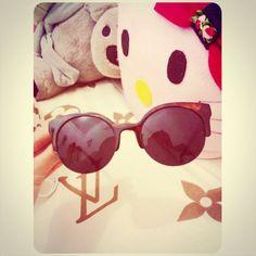 Loveeeeee my new sunglasses!