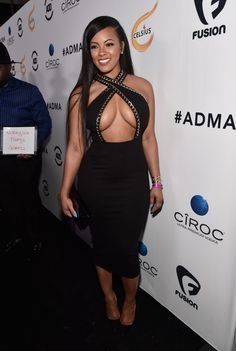 'Basketball Wives LA' Spoilers: Brandi Tami Fighting On Season Malaysia Hints… Beautiful Gorgeous, Beautiful Black Women, Basketball Wives La, New Years Outfit, Girl Fashion, Fashion Outfits, Sexy Curves, Woman Crush, Swagg