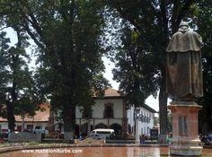 Excelente ubicación en Pátzcuaro, para que disfrutes tu estancia en este Pueblo Mágico!