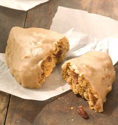 Starbucks Maple Oat Nut Scone