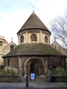 The Church of the Holy Sepulchre (The Round Church), Cambridge