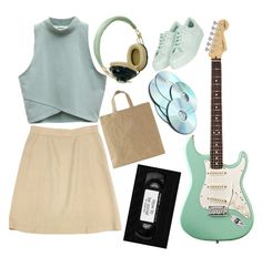 """Lana Del Rey, Summertime Sadness."" by screamolullabies ❤ liked on Polyvore featuring Pull&Bear, Topshop and St. John"