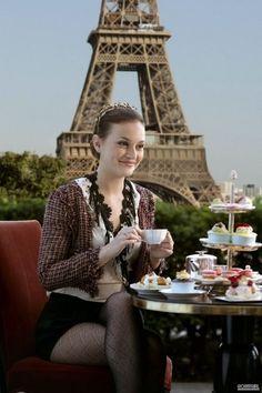 Blair at Paris