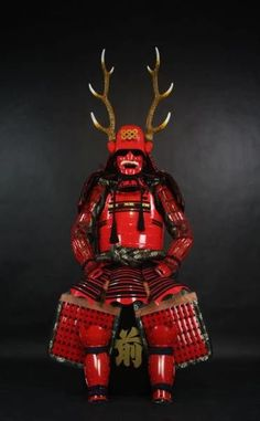 画像 : 【個性が光る】戦国時代の甲冑・変な甲冑【多数追加】 - NAVER まとめ Samurai Weapons, Samurai Helmet, Samurai Armor, Japanese History, Japanese Culture, Japanese Art, Samurai Drawing, Acid Art, Japanese Monster