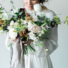magical bouquet by Mary McLeod for Amy Osaba Events | photo by Hayley Sheffield -- The 40 Most Beautiful Bouquets Ever