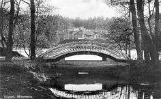 1920's  Monrepos    ☆    Viaborg    ☆  Finland     ☆       (after WorldWar II it's Russia)