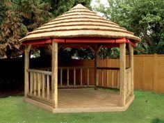 Outdoor gazebo ideas! - Home and Garden Design Idea's