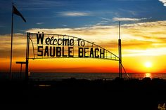Welcome to Sauble Beach! Stay, play and enjoy great food at Ontario's beach - Sauble Beach. Cottage rentals, Motels, Activities in Sauble Beach Beaches In Ontario, Camping With Kids, Great Lakes, Outdoor Fun, The Great Outdoors, Trip Planning, Places To See, Scenery, Adventure