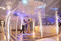 When The Baker Becomes The Bride! Stunning Photos From Cake Baker, Olamide Of Sweet Indulgence By Ola & Udeme's Classy White Wedding In Lagos