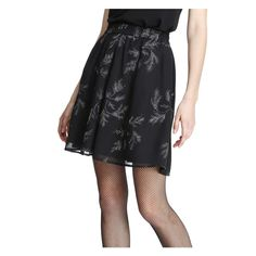 Metallic Embroidered Skirt from Joe Fresh. Pull on our newest skirt with metallic leaf embroidery and an elastic waist. Pair it with a lightweight knit for an effortless look. Only $6.94.