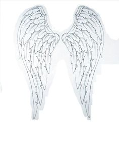 Image detail for -Below are images relating to Tattoos Angel Tattoo Wing Wings