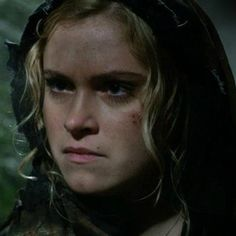 #The100- Clarke
