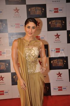 Kareena Kapoor at the Big Star Entertainment Awards | PINKVILLA