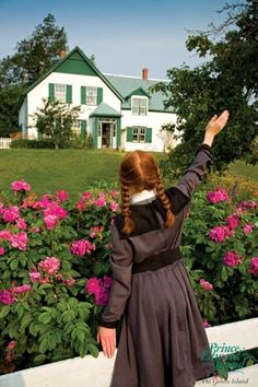 Prince Edward Island - Anne of Green Gables. Toured the house and farm.