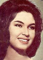 Miss Venezuela 1960 Gladys Ascanio. Representó al Distrito Federal