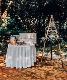 Destination Wedding Event Planning Ideas and Tips Rustic Wedding Signs, Wedding Signage, Wedding Art, Wedding Table, Wedding Events, Wedding Entrance Table, Weddings, Wedding Ideas, Wedding Welcome Table