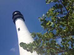 Key Biscayne Lighthouse - Review of Cape Florida Lighthouse, Key Biscayne, FL - TripAdvisor Cape Florida Lighthouse, Key Biscayne Florida, Trip Advisor, Landscapes, Travel, Scenery, Trips, Paisajes, Viajes