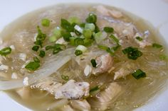 Chicken Sotanghon Soup | Filipino Recipes - Philippine Foods, Dishes And Delicacies