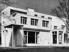Haus Beer Joseph Frank, Villa, Building, Modern, Architecture, Trendy Tree, Buildings, Fork, Villas