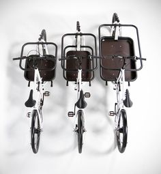 Douze-Cycles Compact, Standard and Extra-Long