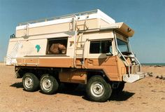 Pinzgauer by Action Mobil
