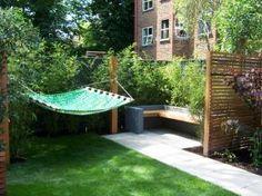 Small Garden Ideas  #PinMyDreamBackyard  #PinMyDreamBackyard