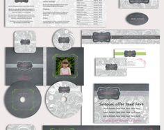 Photography marketing set marketing kit by PhotographyLogos