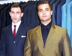 adamoflondon.com – Classic Menswear, with a sharp modernist twist!