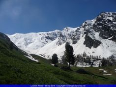 Sortie rando ski au massif de la Belle Plinier