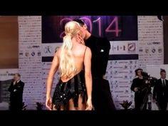 Gabriele Goffredo - Anna Matus, Brno Open 2014, Rumba <3 <3