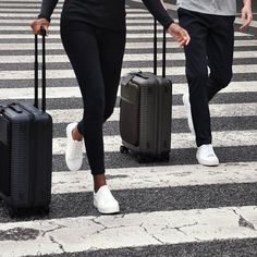 Earning our stripes as seasoned travelers with the Cabin Trolley Model M. Gentleman Shop, True Gentleman, Cabin Luggage, Travel Luggage, Studios, Boyish Style, Cabin Bag, Innovation Design, Travel Accessories