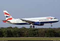 G-EUUB British Airways Airbus A320-232