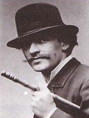 Émile Courtet, dit Émile Cohl - 1857,1938 -dessinateur et animateur français, considéré comme l'un des inventeurs du dessin animé. Il a été l'élève du caricaturiste André Gill.
