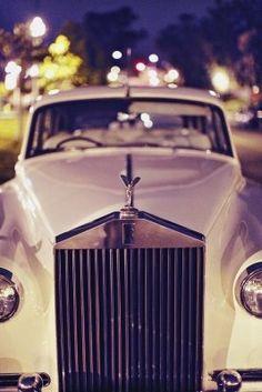 Vintage Rolls Royce-Perfect Wedding Day Getaway Car 