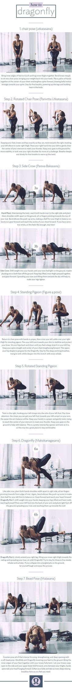 Beautiful pose. This pose is work in progress for me but I'm so close to getting it! Practice, practice, practice :)