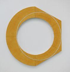 Robert Mangold. Art. Sculpture