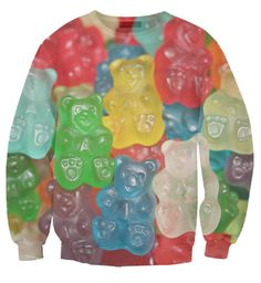 Beloved Shirts GUMMY BEAR SWEATSHIRT at Shop Jeen | SHOP JEEN