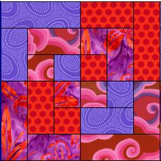 Bento Block Quilt Tutorial | Bento Box Quilt Pattern – How To Quilt-How to do Quilting