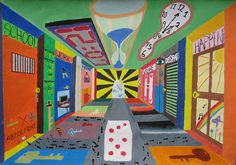 Gr8aU1-2010-Surrealist Room-004 by Frank Curkovic, via Flickr