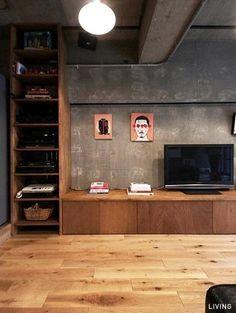 テレビボード 専門家:nu(エヌ・ユー)リノベーションが手掛けた、LIVING5(Scenes)の詳細ページ。新築戸建、リフォーム、リノベーションの事例多数、SUVACO(スバコ)