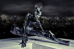 Catwoman by Zim Killgore, via 500px
