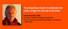 'Postformal Education: A Philosophy for Complex Futures' (Springer, 2016). Endorsed by Earle de Blonville, FRGS.