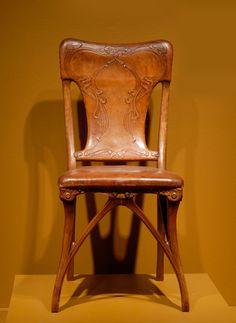 Side Chair, 1900 Eugène Gaillard (French, 1862–1933) Paris, France