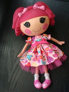 Lalaloopsy Doll Clothes for 12 doll  by nanashousecreations, $12.00