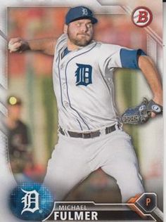 2016 Bowman - Prospects #BP91 Michael Fulmer Front