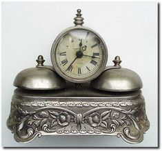 Antique Parker Clock Company Clock