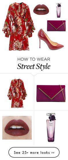 """Bordo Street Style!"" by angelinavoloshina on Polyvore"