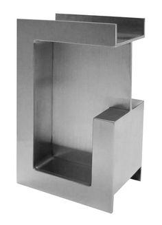 Stainless Steel Brushed Finish Pocket Door Handles & Locks - DEKKOR