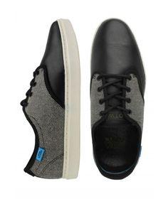 Vans OTW Ludlow Shoes - (Wool Twill) Black $80.00 #vans #otw #ludlow